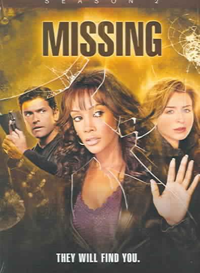 MISSING SEASON 2 BY FOX,VIVICA A (DVD)